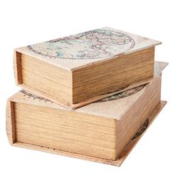 Boklåda Atlas, set om 2
