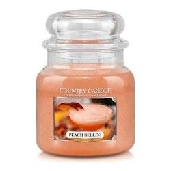 2-Wick M Jar - Peach Bellini