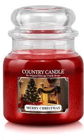 2-Wick M Jar - Merry Christmas
