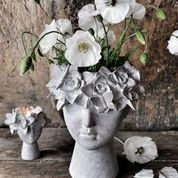 Kruka Madame Floral