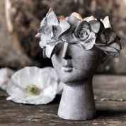 Ljushållare Madame Floral