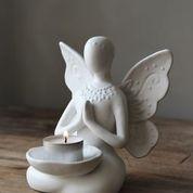 Värmeljushållare Butterfly Yoga