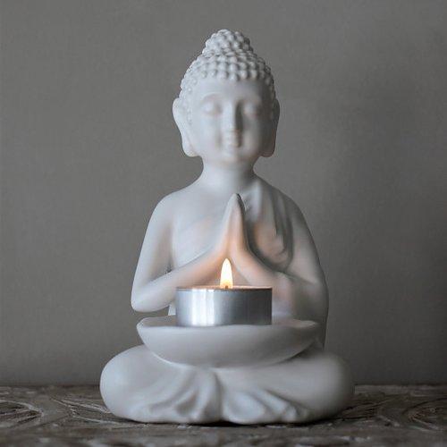 Buddha värmeljushållare