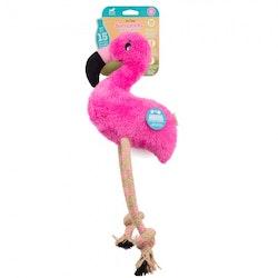 Beco leksak flamingo medium