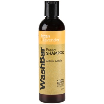 WashBar Natural Puppy Schampoo – Argan + Lavender