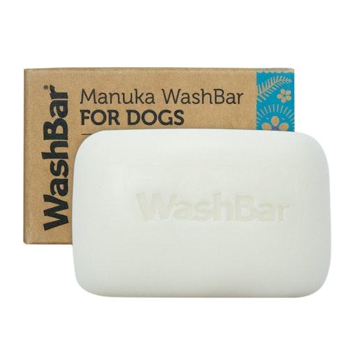 *Förbeställning* WashBar Soap Bar – Manuka for Dogs