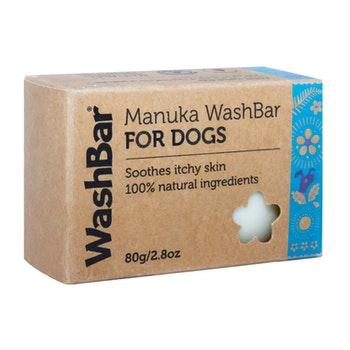 WashBar Soap Bar – Manuka for Dogs