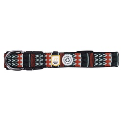 Woolly wolf - woodland collar