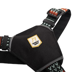 Woolly wolf - woodland harness