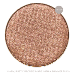EYESHADOW - AMBER BRONZE