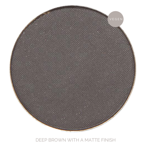 EYESHADOW - BURNISHED BRUNETTE