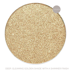 EYESHADOW - DARK GOLDENROD