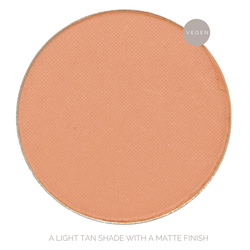 EYESHADOW - OATMEAL TAN