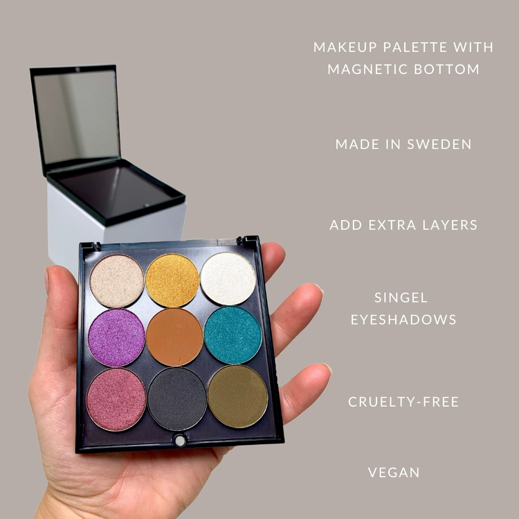 MORE GIRL POWER PALETTE - EXTRA LAYER