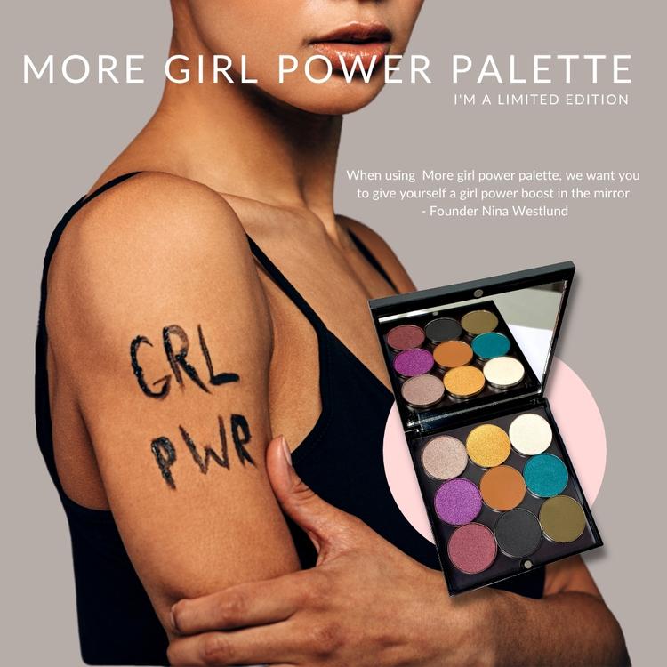 MORE GIRL POWER PALETTE