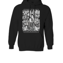 They were killed hoodie (black)