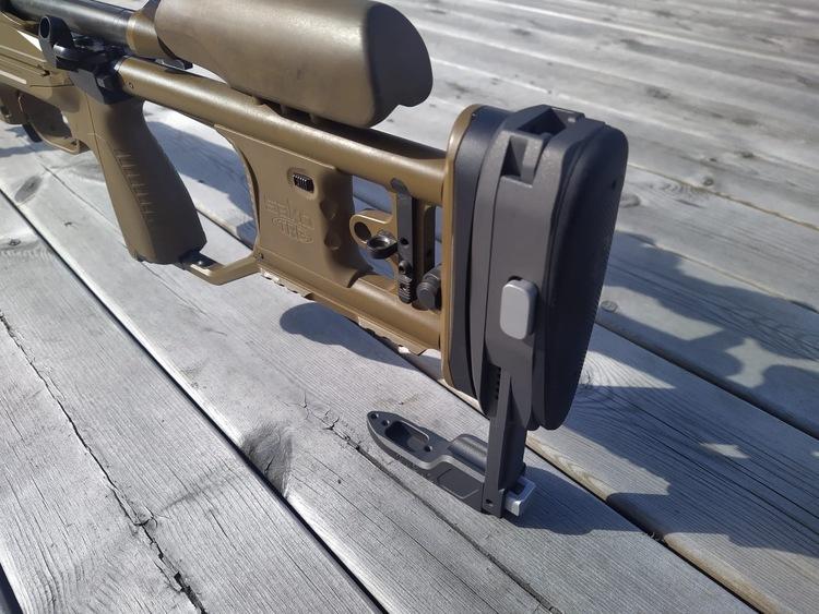 LIT-1 Bakkappa med justerbart skjutstöd!