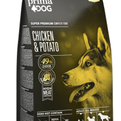 Kyckling och potatis 12kg