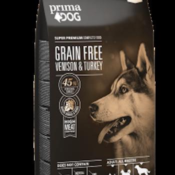 GF Hundfoder Hjort och kalkon 10kg