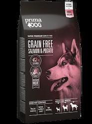 GF Hundfoder Lax och potatis 10kg