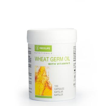 Wheat Germ oil with vitamin E
