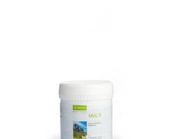 Multi, Multivitamin- och mineraltillskott, järnfri