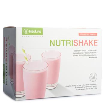 Nutrishake Jordgubb Proteindryck 20x20 g