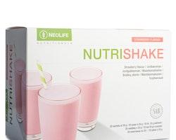 NutriShake, Proteinshake, jordgubb