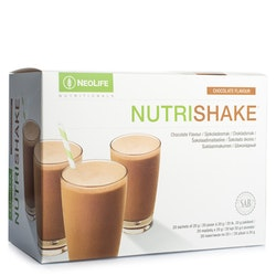 NutriShake, proteinshake, choklad