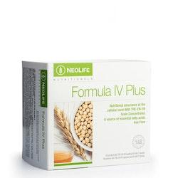 Formula IV Plus, Kosttillskott, multivitamin- och mineraltillskott, järnfri