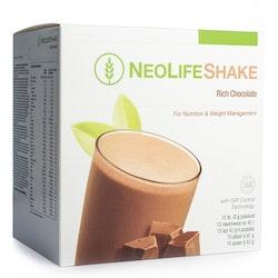 Ny Neolifeshake Richh Chocolate Måltidersättande k