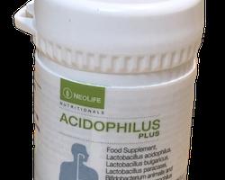 Acidophilus Plus, Kosttillskott, mjölksyrebakterieprepart