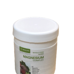 Magnesium Complex, Kosttillskott, magnesium
