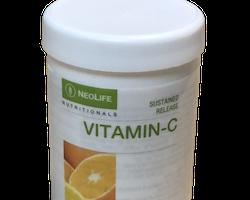 Sustained Release Vitamin C, Kosttillskott,