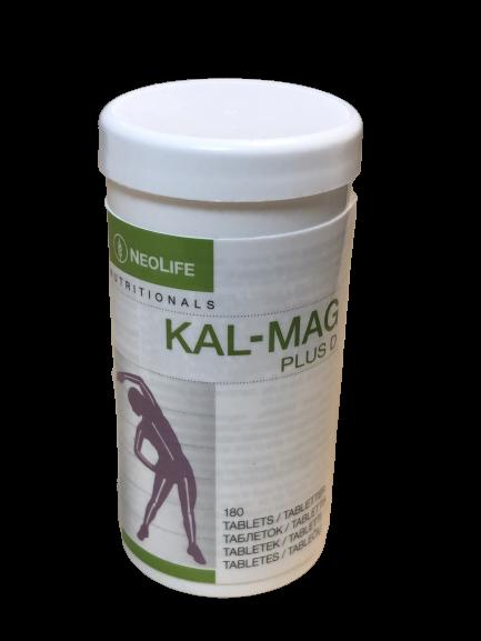 Kal-Mag Plus D, Mineraltillskott