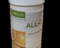 All C, C-vitamintillskott, Kosttillskott,