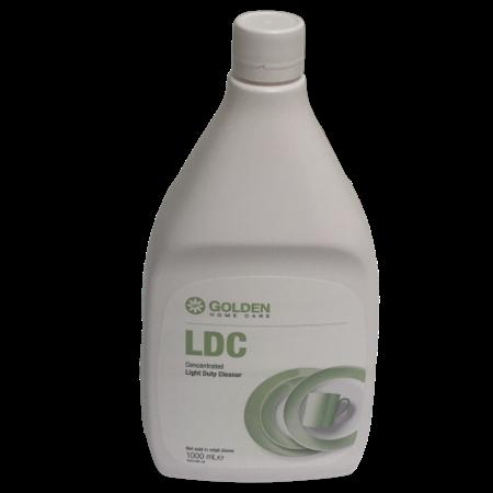 LDC 1 liter Disk & Lättrengöringsmedel, koncentrat