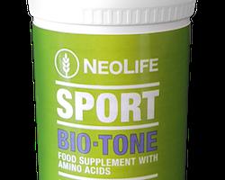 Bio-Tone, Kosttillskott med aminosyror