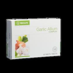 Garlic Allium Complex, Kosttillskott, vitlök-lökpreparat