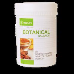Botanical Balance, Kosttillskott