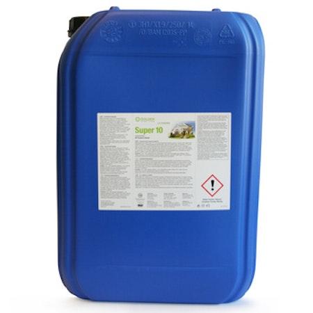 Super10, 25 liter Allrengöring,  koncentrat