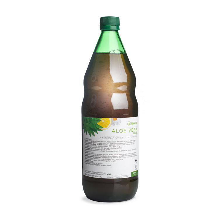 Aloe Vera Plus, aloe vera dryck  ( En utsökt god och näringsrik dryck)