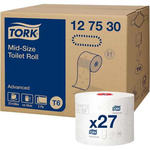 TOAPAPPER TORK ADVANCED 2-L T6