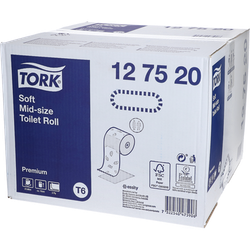 TOAPAPPER TORK PREMIUM 2-L T6