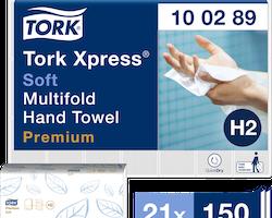 HANDDUK XPRESS PREMIUM 2-L H2