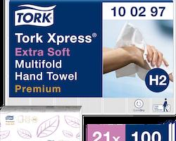 HANDDUK XPRESS X-MJUK 2-L H2