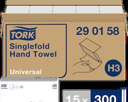 HANDDUK TORK V-FOLD 1-L H3