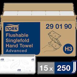 HANDDUK TORK V-FOLD SPOLBAR H3