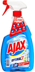 FÖNSTERPUTS AJAX SPRAY