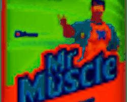 WC-RENT MR MUSCLE  750ML FRESH